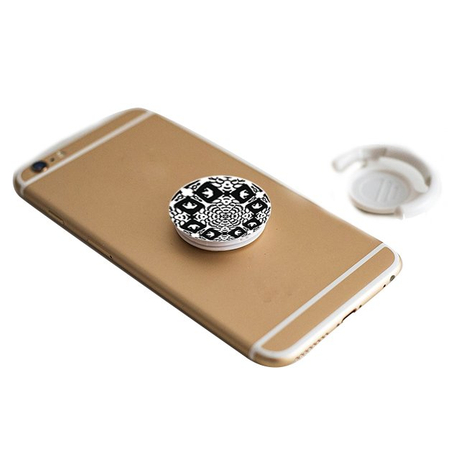 Wholesale Phone Pop Up Sockets Mount Custom Pop Mobile Socket Holder Grip For Cell Phone
