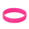 Skyee Promotional gifts embossed silicone bracelet for kids advertising