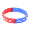 skyee Embossed Technology Printing silicone wristbands for sale