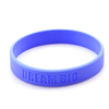 Skyee The most popular custom rubber wristbands Silicone Wristband Debossed for events