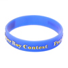 Skyee Promotional Silicone Wristband Personalized Embossed Printing